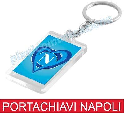 PORTA CHIAVE NAPOLI ACCESSORI GADGET CALCIO