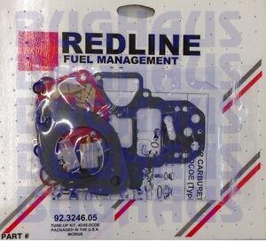 Weber Redline 40 / 42 / 45 DCOE Carburetor Carb Rebuild Repair Kit NEW FREE SHIP
