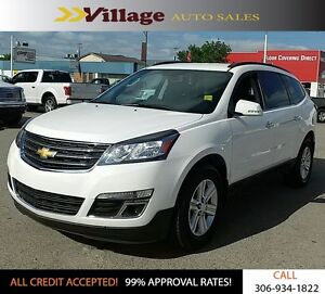 2014 Chevrolet Traverse 2LT Back-up Camera, Leather Interior,...