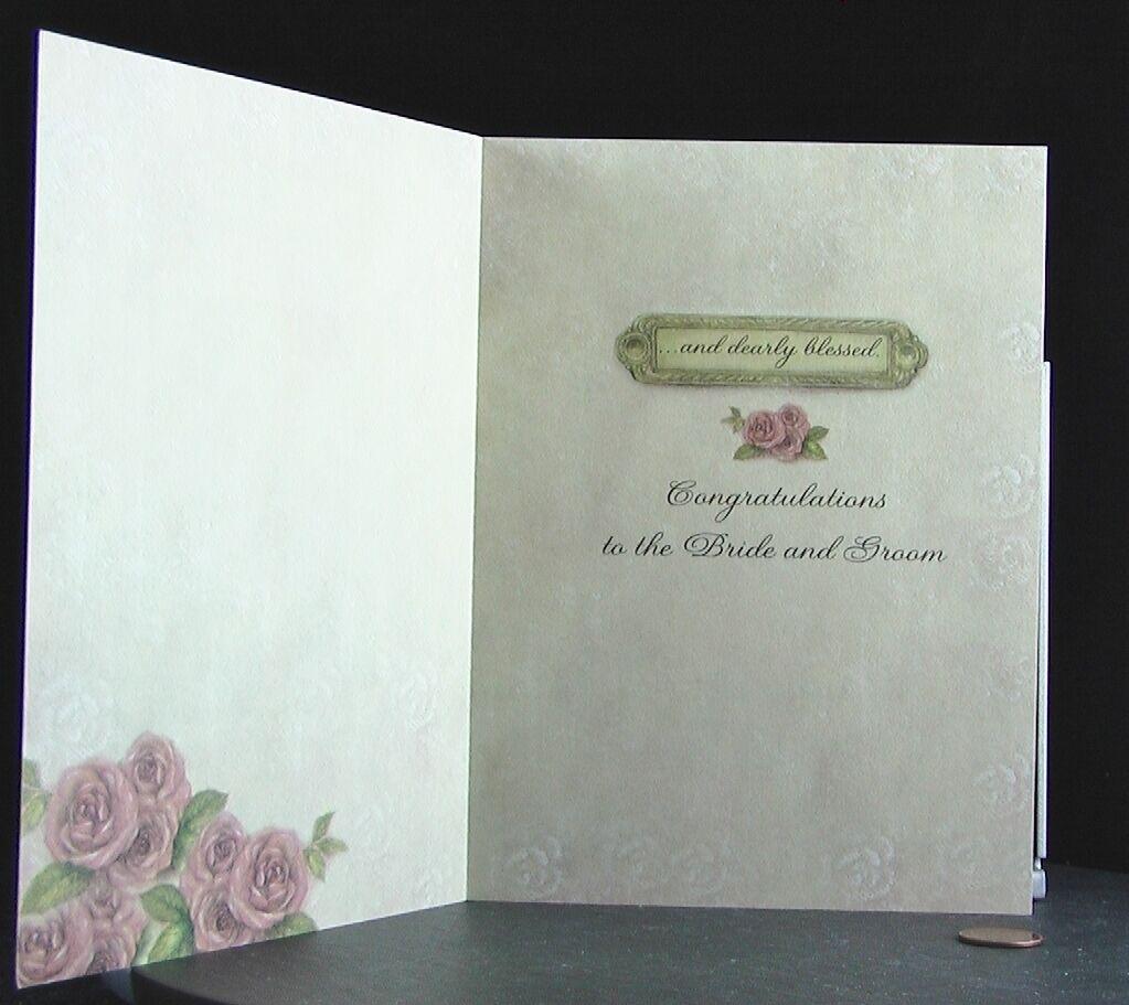Susan Wheeler Holly Pond Hill Greeting Card Rabbits Bride Groom