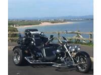 Trike adventures scotland