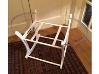 Mother care Moses Basket Rocking Stand