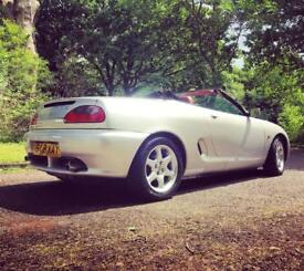 MG F with MOT for sale or swap