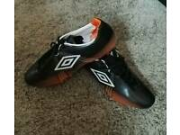 Umbro GT Pro Football boots - Size 9 UK. Super light!