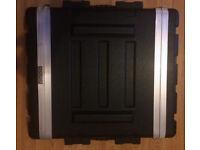 2 unit Rack Case / Fight Case