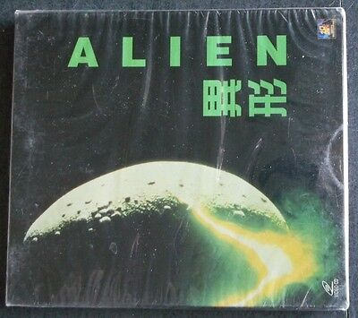 ALIEN - Sigourney Weaver/Ridley Scott Sci-Fi Classic VCD 1979 NEW!!!