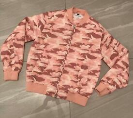 Top man pink camo