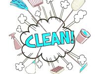 Cleaner Available For Deep Cleans/End Of Tenancy Cleans, North Down, Ards and Belfast Areas!