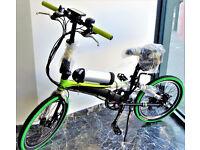 Brand New Electric Folding Bike Go Go City Sprinter