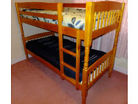 Bunk Bed - Excellent Condition