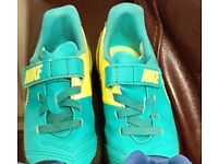 Nike football trainers junior size 12