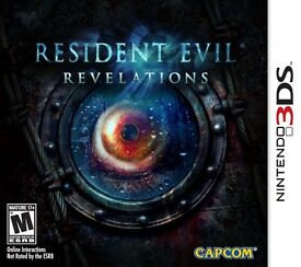 Resident Evil Revelations 3DS (used, perfect condition)