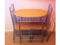 Small Table & Chairs