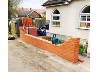 Bricklayer & re-pointing work