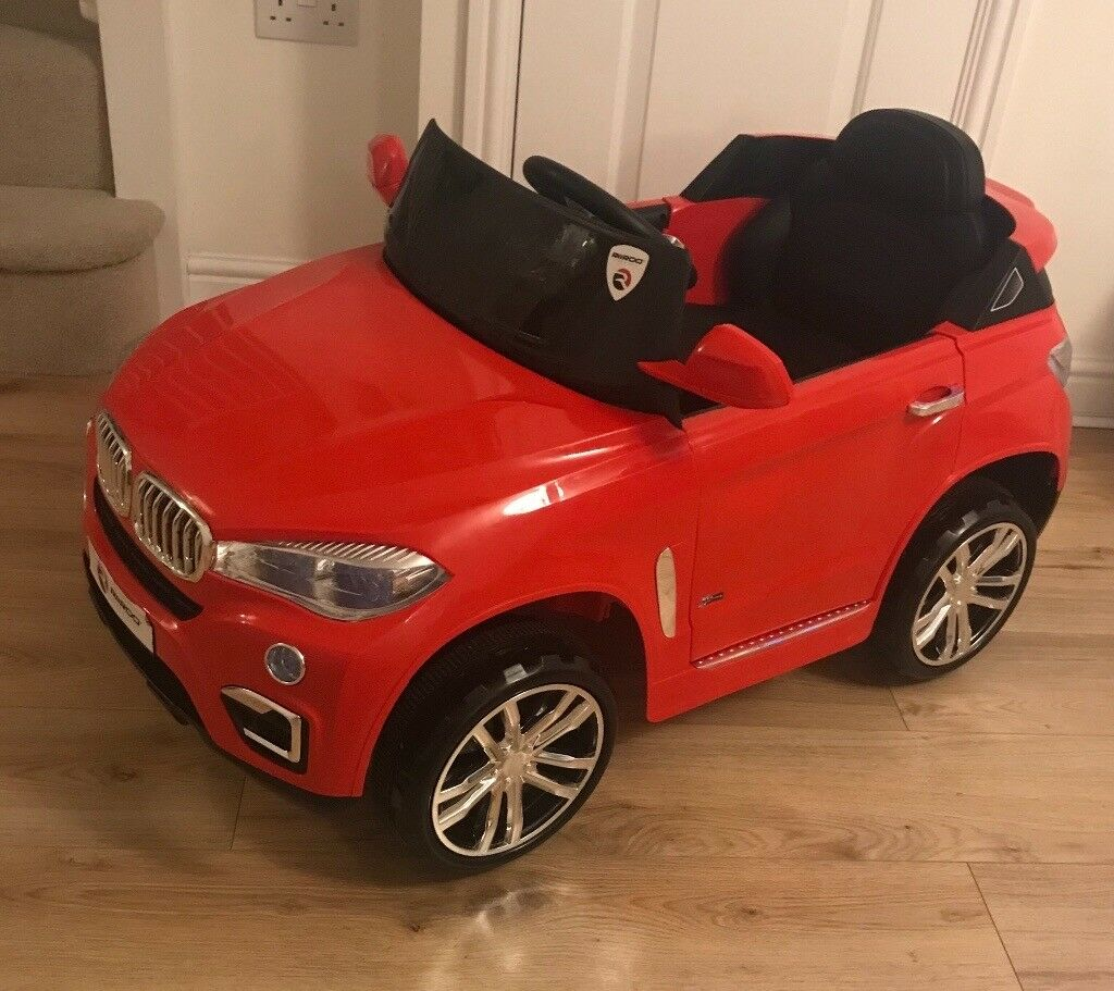 remote controlled ride on car