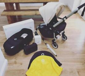 Bugaboo Bee3 FULL travel system