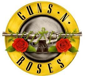 Cheapest available. Golden Circle B Guns N Roses for Slane