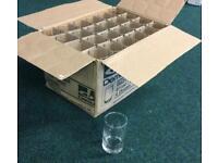 Box of 24 Drinking Glasses