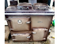 RAYBURN ROYAL...OIL RANGE COOKER/OVEN