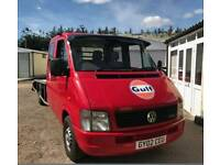 Recovery truck VW LT35