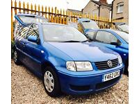 ★🎈WEEKEND SALE🎈★ 2001 VOLKSWAGEN POLO 1.4 PETROL ★ AUTOMATIC ★ MOT APR 2017 ★ CAT-C ★ KWIKI AUTOS★