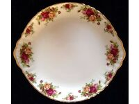 Royal Albert Earred Plate (Large)