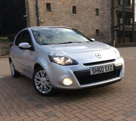 RENAULT CLIO 1.5 DYNAMIQUE TOM TOM 37000 MILES LONG MOT FULL SERVICE HISTORY EXCELLENT CONDITION