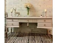 Stunning Stag minstrel dressing/side table