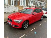 BMW, 1 SERIES, Hatchback, 2013, Manual, 1598 (cc), 5 doors