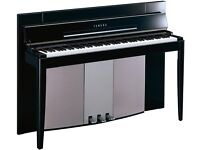 RRP Ebony £4000 yamaha F01 modus electric piano touch sensitive,wooden,weighted keys
