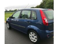 FORD FIESTA STYLE 1.2CC ++ 5 DRS HATCHBACK EXCELLENT CONDITION