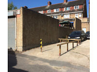 PARKING SPACE FOR RENT NEXT TO ACTON TOWN TUBE, lockable bollard
