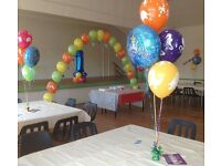 Balloons for Parties Wedding Corporate Events