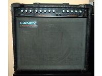 Laney Linebacker 65 Guitar Amplifier