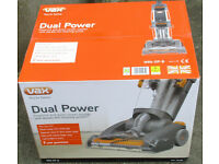 VAX DUAL POWER CARPET WASHER CLEANER WITH CLEANING SOLUTION NEW IN BOX