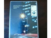 BMW satnav DVD