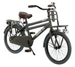 2Cycle Transportfiets - 20 inch - Mat-Grijs