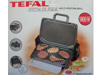 Tefal Fit'n Clean Multi Position Grill