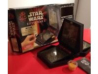 Star Wars Electronic Episode 1 Galactic Battle game