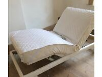 Electric Rise & Fall Single Bed. Perfect Working Order. Looking For One? Please Read Description