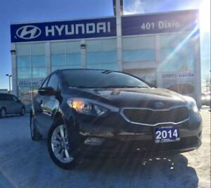 2014 Kia Forte 1.8L LX|1 OWNER|REMOTE START|ALLOYS|