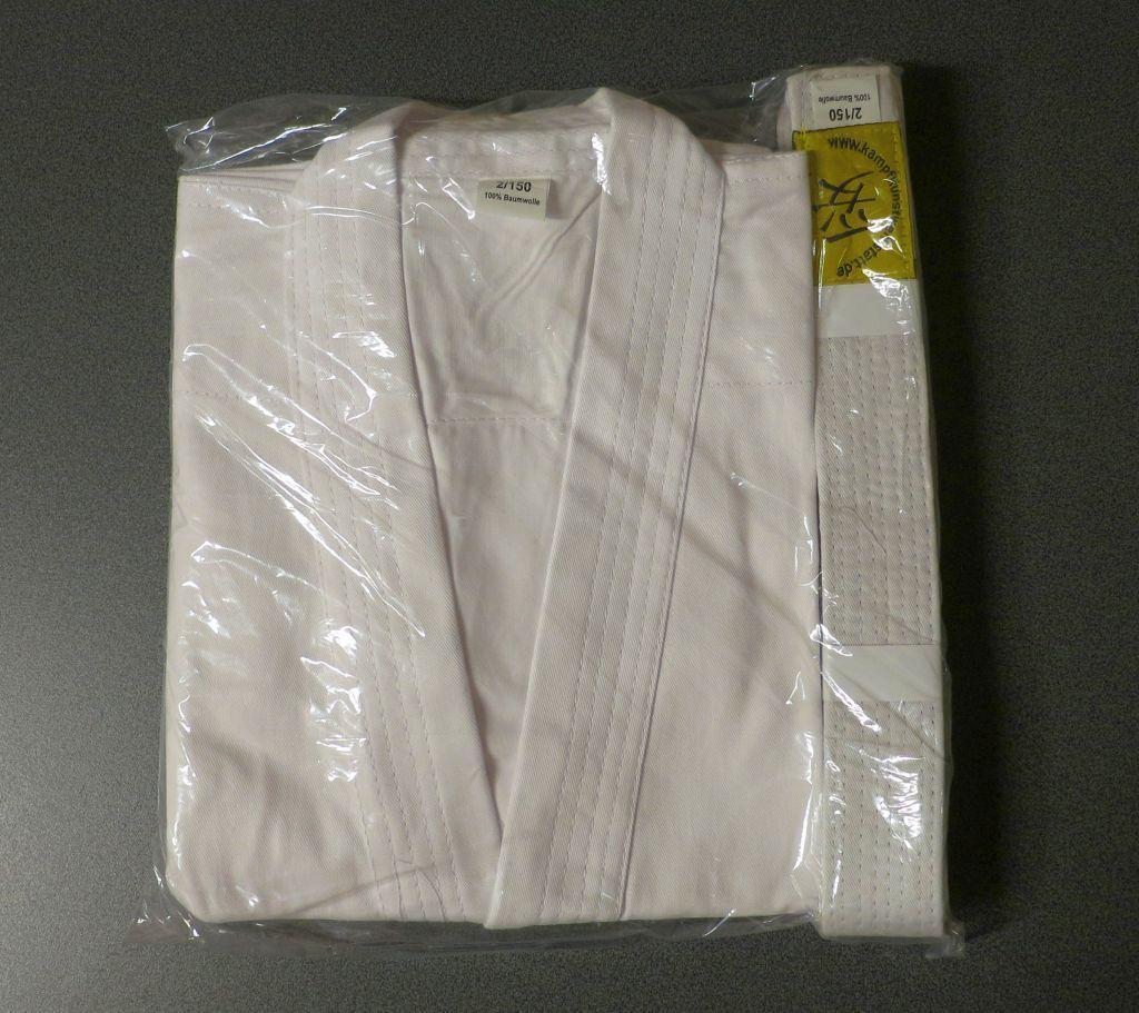 Neuer Karateanzug verschiedene Größen lieferbar (Mod.8)