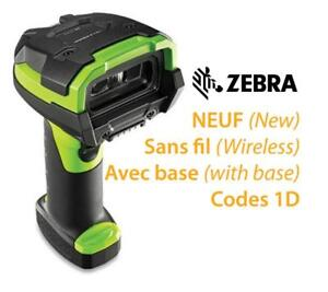 ZEBRA LI3678 lecteur code à barres sans fil wireless barcode reader scanner