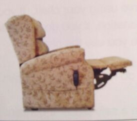 Mobility chair lifts and reclines