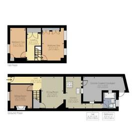 3 Bedroom house for rent in Cheltenham