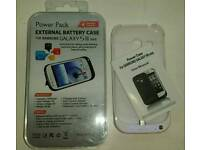 Samsung S3 Battery Case - New