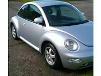 Vw beetle 1.6 swap