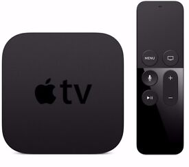 APPLE TV 4 32GB Model A1625 (Brand New never unboxed)