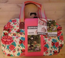 BASIL BLOOM-CARRY ALL BIKE BAG 18L 2 AVAILABLE