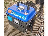 Petrol Generator Pro User 850W Good Working Order Generater Genny